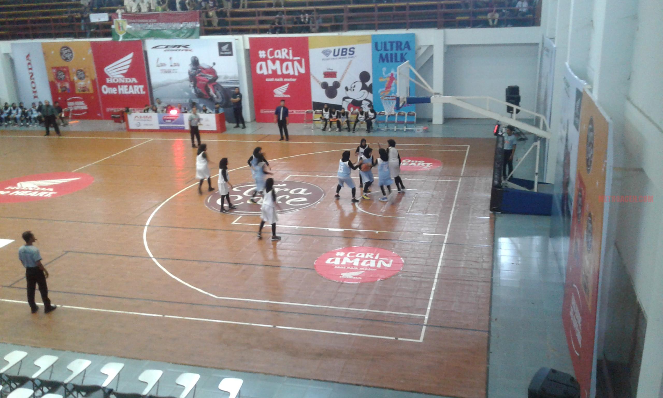 Honda DBL Aceh Series 2018, Menanti Juara Baru Tim Putri