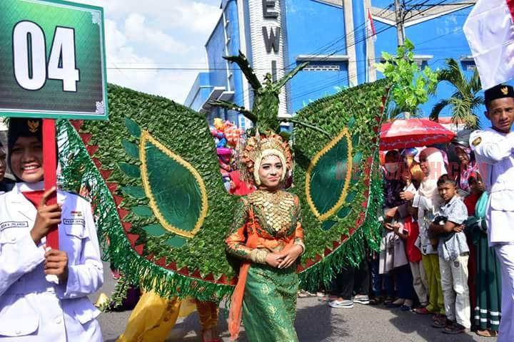 Karnaval di Bireuen Meriah