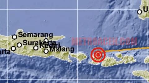 Gempa NTB Hari Ini Berpotensi Tsunami
