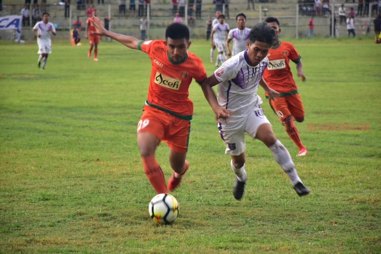 Aceh United FC Bungkam Persita Tangerang