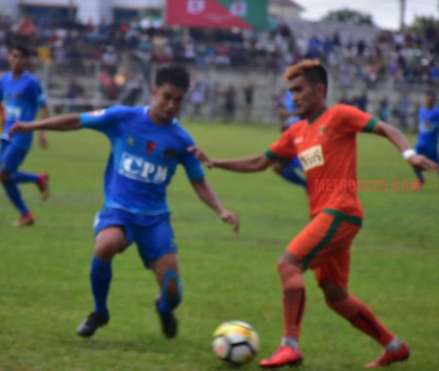 Aceh United FC Raih Keberuntungan