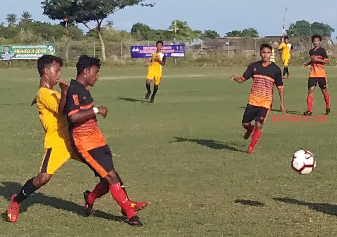 Liga Aceh Wilayah III, Pidie FC Libas Kota Banda Aceh FC 3-1