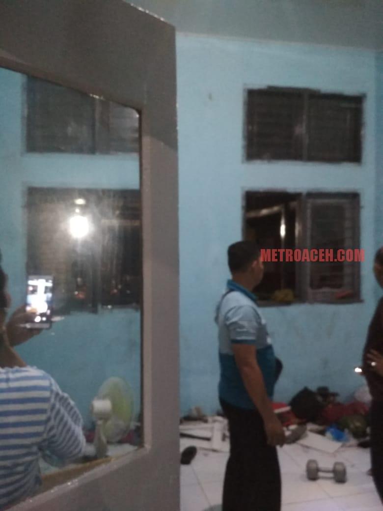 Kerusuhan Lapas Lambaro Diduga Skenario Melepas Gembong Narkoba Murtala Ilyas