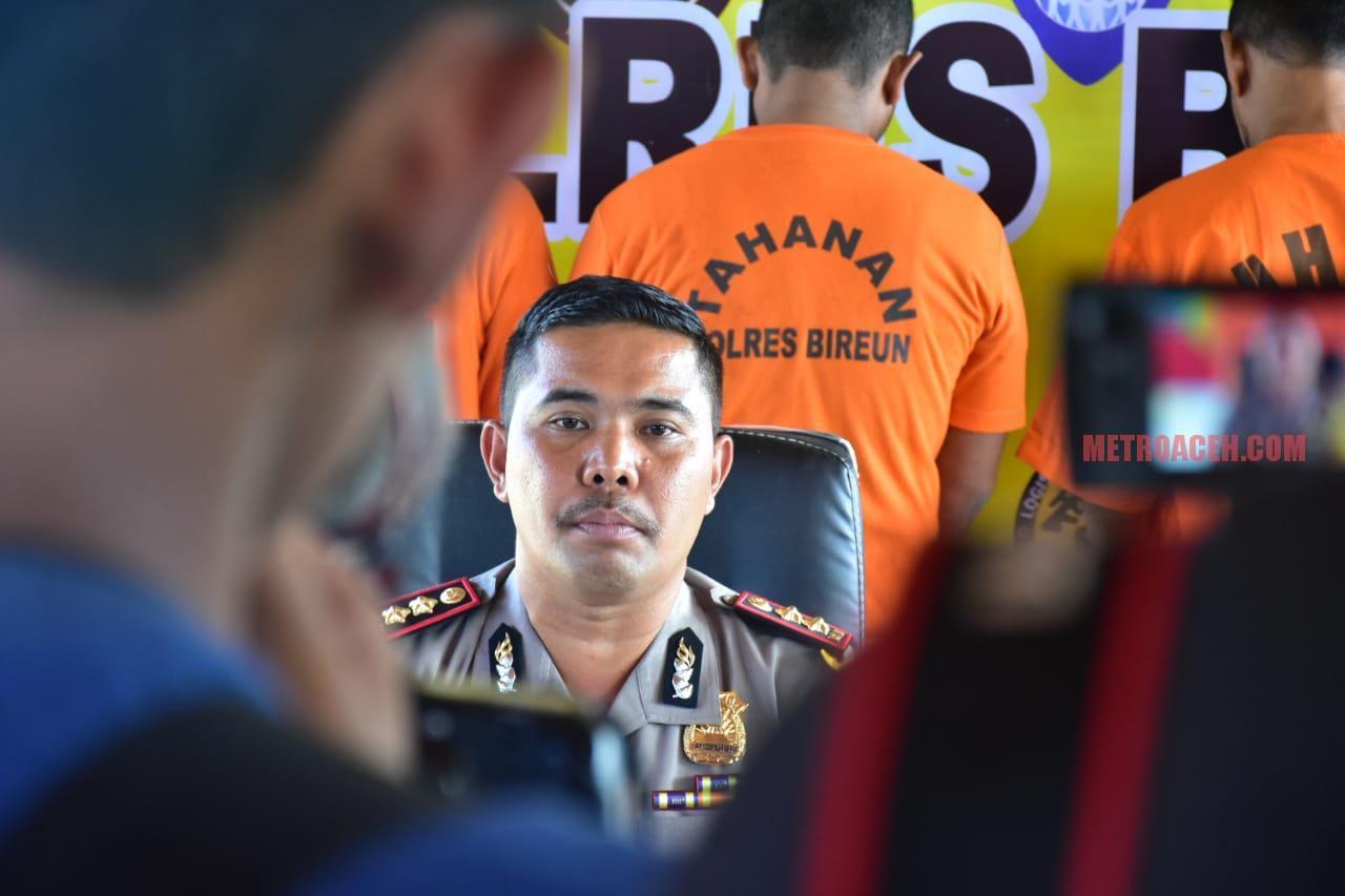 Polisi Jadi Bandar Sabu