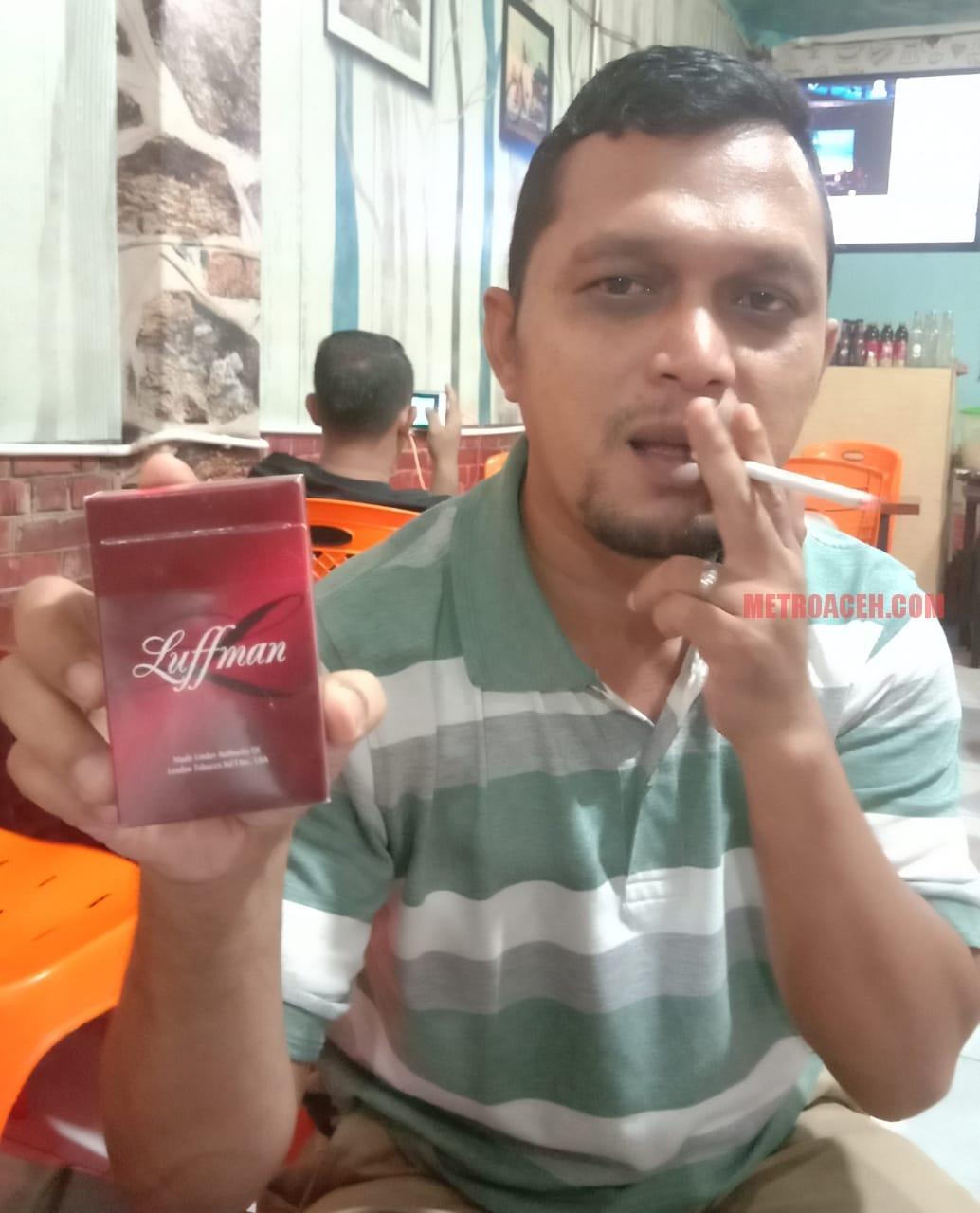 BPOM Aceh Diminta Periksa Zat Kimiawi Rokok Luffman