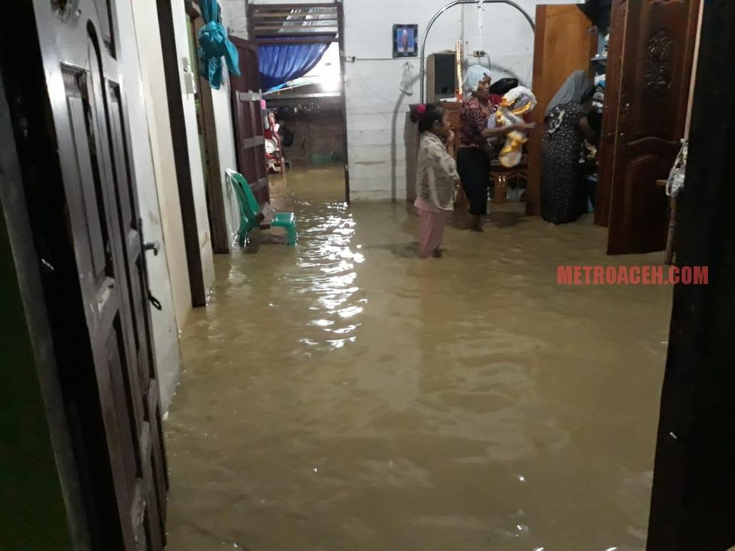 Bireuen Terendam Banjir