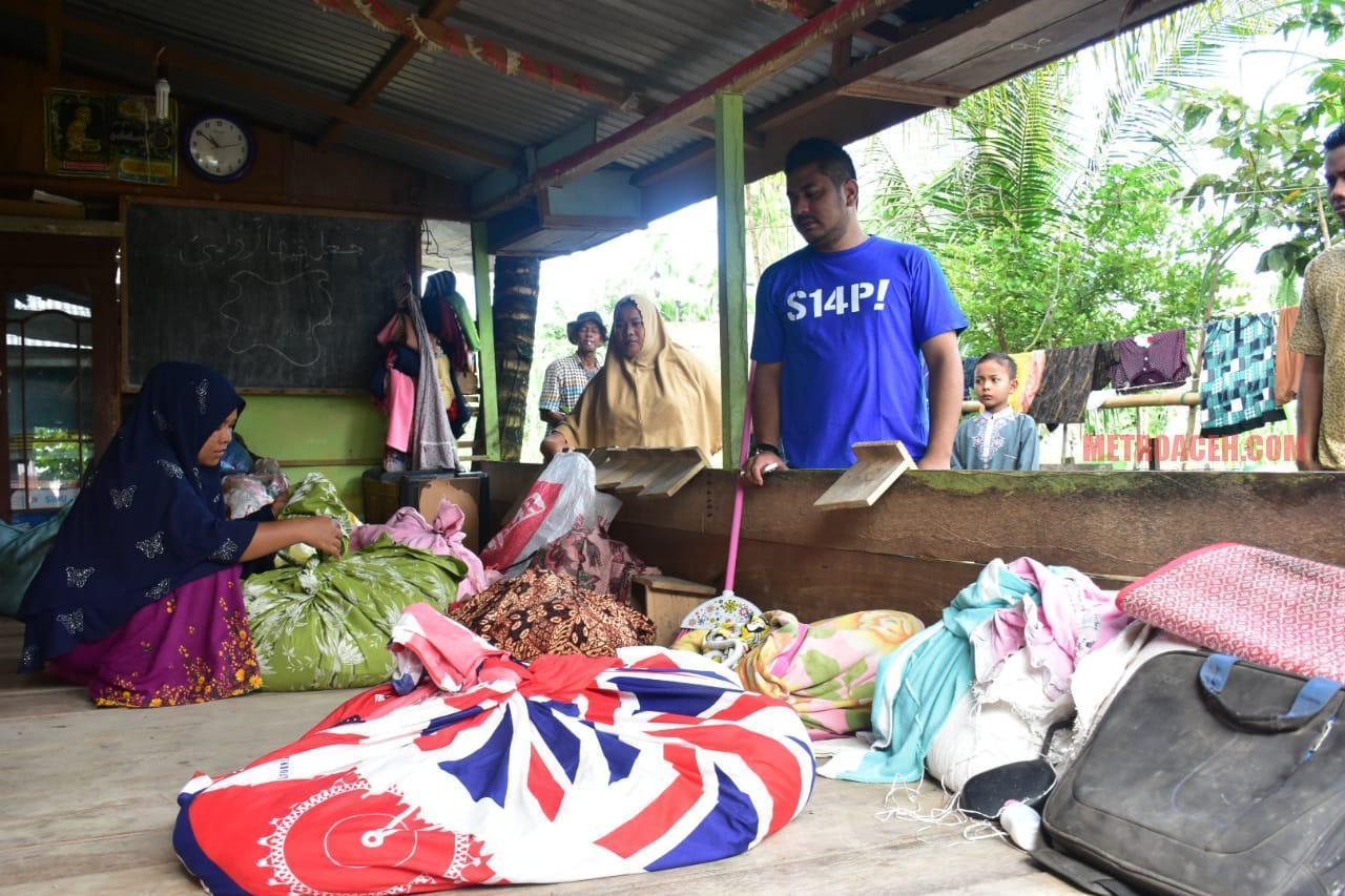 Zulfikar Apayub : Saluran Pulo Ara Harus Segera Diperbaiki