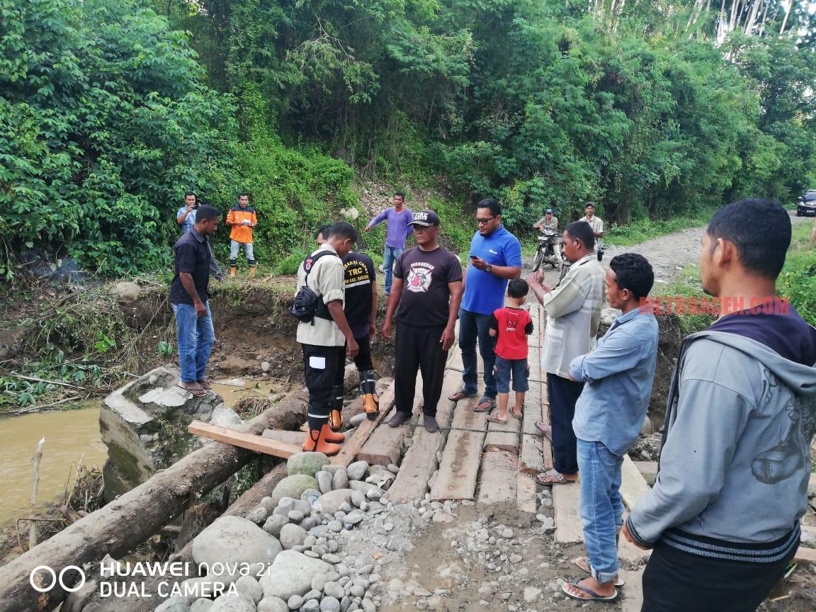 Pemkab Bireuen Lamban Tangani Dampak Banjir