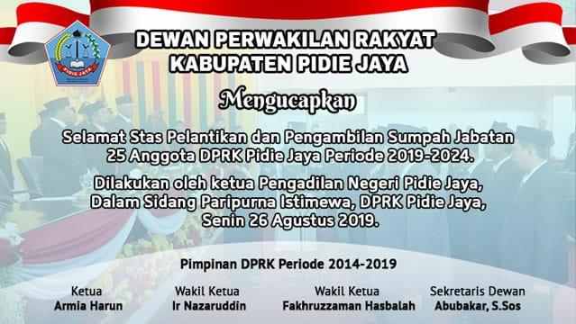 DDPRK Pidie